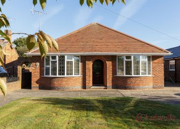 Thumbnail 3 bed detached bungalow for sale in Church Road, Boughton, Newark