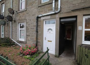 Thumbnail 1 bed flat for sale in 78, Brechin Road, Arbroath DD111Ss