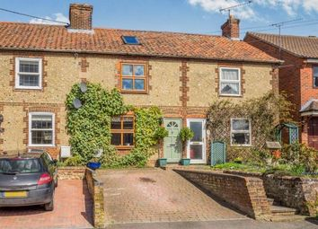 Thumbnail 3 bedroom terraced house for sale in Fakenham, Norfolk