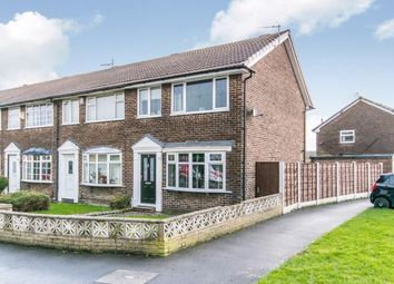 Thumbnail 3 bedroom end terrace house for sale in Telford Close, Audenshaw, Manchester, Greater Manchester