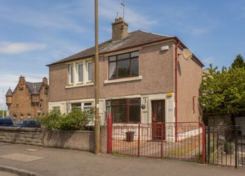 Thumbnail 2 bed semi-detached house for sale in 143 Mcdonald Road, Edinburgh
