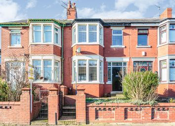 Thumbnail 3 bed terraced house for sale in Ascot Road, Blackpool, Lancashire