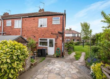 Thumbnail 2 bedroom end terrace house for sale in Queens Road, Knaresborough, ., North Yorkshire