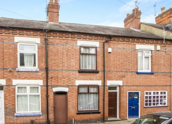 Thumbnail 2 bedroom terraced house for sale in Hartopp Road, Clarendon Park, Leicester
