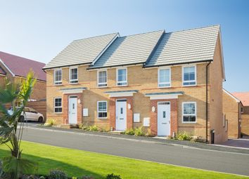 "Thumbnail 3 bedroom terraced house for sale in ""Bampton"" at Captains Parade, East Cowes"
