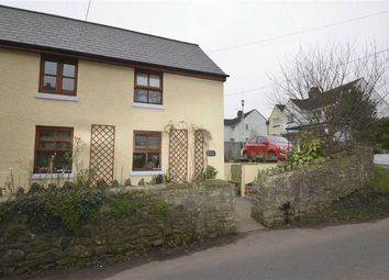 Thumbnail 2 bed property for sale in Ash Tree Cottage, St Florence, Tenby, Pembrokeshire