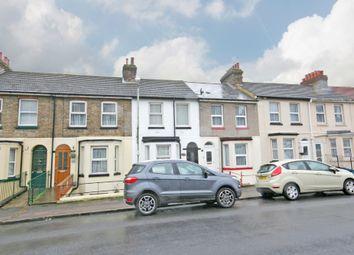Thumbnail 1 bed flat for sale in Heathfield Avenue, Dover