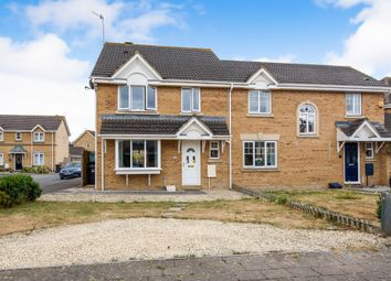 Thumbnail 4 bed semi-detached house for sale in The Park, Portishead, Bristol