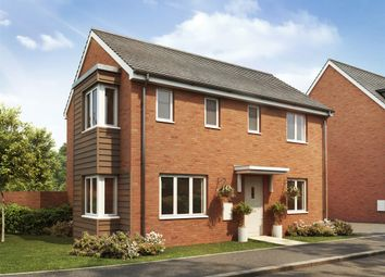 """Thumbnail 3 bed detached house for sale in """"The Clayton """" at Goshawk Green, Leighton Buzzard"""