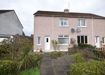 Thumbnail 2 bed semi-detached house for sale in Easter Drylaw Drive, Edinburgh, Midlothian