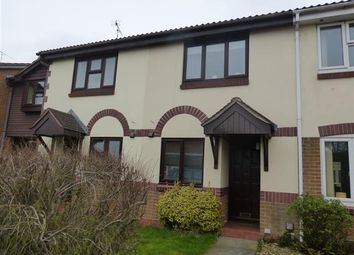 Thumbnail 2 bedroom terraced house to rent in Heron Drive, Uttoxeter