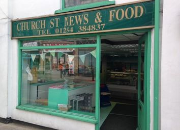 Thumbnail Commercial property for sale in Church Street, Accrington