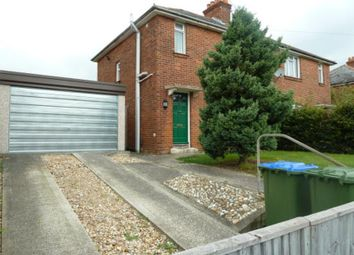 Thumbnail 3 bed end terrace house to rent in Woodcote Road, Southampton