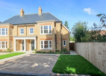Thumbnail 5 bed semi-detached house for sale in Station Road, Tring