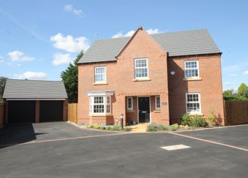 "Thumbnail 4 bedroom detached house for sale in ""Winstone"" at Kensey Road, Mickleover, Derby"