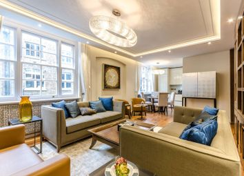 Thumbnail 3 bed flat for sale in Montagu Mansions, Marylebone