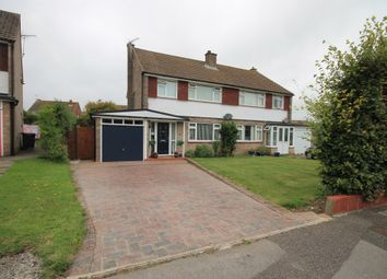Thumbnail 3 bedroom semi-detached house for sale in Shaston Crescent, Dorchester