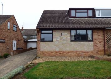 Thumbnail 4 bed semi-detached house for sale in Partridge Close, Kingsthorpe, Northampton