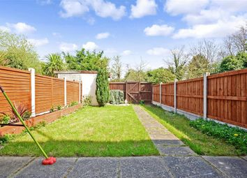 Thumbnail 3 bed terraced house for sale in Rettendon Gardens, Wickford, Essex