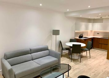 Thumbnail 1 bed flat to rent in 14 Piazza Walk, London
