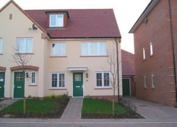 Thumbnail 2 bed property to rent in Lindsell Avenue, Letchworth Garden City