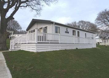 Thumbnail 2 bed mobile/park home for sale in St Helens, Ryde, Isle Of Wight