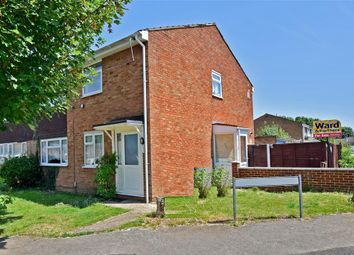 Thumbnail 2 bed maisonette for sale in Farley Close, Lordswood, Chatham, Kent