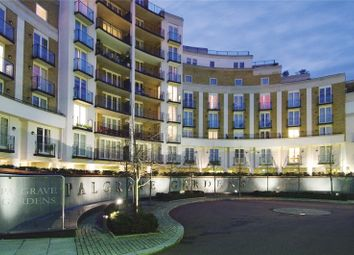 Thumbnail 1 bedroom flat to rent in Marys Court, 4 Palgrave Gardens, London