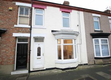 Thumbnail 3 bedroom terraced house for sale in Easson Road, Darlington, County Durham