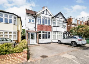 Thumbnail 4 bed semi-detached house for sale in Heathcote Grove, London