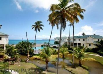 Thumbnail Villa for sale in Nelson Spring, Cotton Ground, St Kitts & Nevis