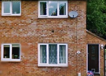 Thumbnail 1 bed terraced house to rent in Alfred Close, Totton