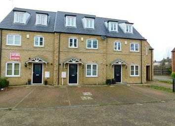 Thumbnail 4 bed town house to rent in Oak Sqaure, Crowland