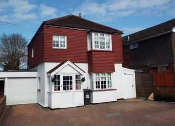 Thumbnail 4 bed detached house for sale in Main Road, Biggin Hill, Westerham, Kent