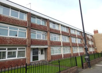 Thumbnail 2 bed flat to rent in John Street, Cullercoats