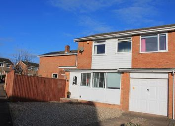 Thumbnail 4 bed semi-detached house for sale in York Crescent, Feniton, Honiton