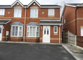 Thumbnail 3 bedroom end terrace house for sale in Harron Close, Kirkby, Liverpool
