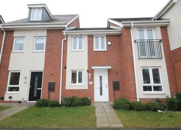 Thumbnail 2 bed terraced house for sale in Rockingham Drive, Washington