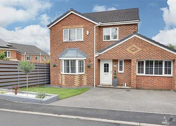 Thumbnail 4 bed detached house for sale in Ash Grove, New Tupton, Chesterfield, Derbyshire