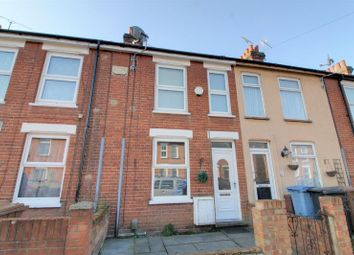 Thumbnail 3 bed terraced house for sale in Coronation Road, Ipswich