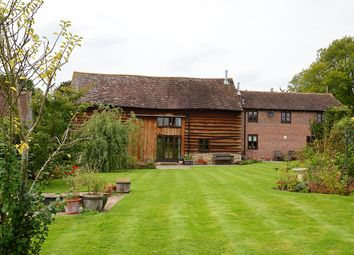 Thumbnail 5 bed barn conversion for sale in Blaisdon, Longhope