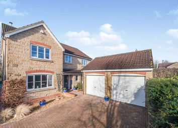 Thumbnail 5 bed detached house for sale in Mervyn Ball Close, Chard