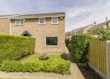 Thumbnail 2 bed semi-detached house for sale in Ashbourne Close, Chesterfield