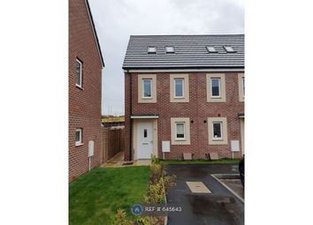 Thumbnail 3 bed end terrace house to rent in Hamilton Drive, Bridgwater