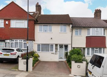 Thumbnail 3 bed terraced house for sale in Bramdean Crescent, London