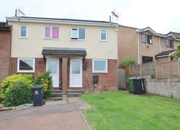 Thumbnail 2 bed end terrace house to rent in Fairways Avenue, Coleford, Gloucestershire