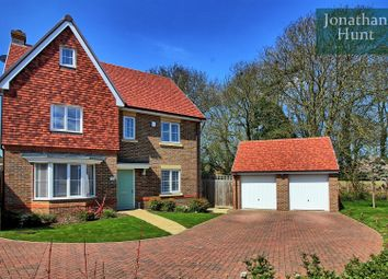 Thumbnail 5 bed detached house for sale in Longmead, Buntingford