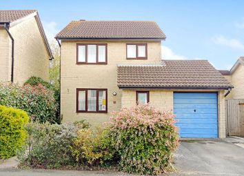 Thumbnail 3 bed detached house for sale in De Verose Court, Hanham, Bristol