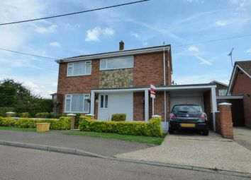 Thumbnail 3 bed detached house for sale in Normans Road, Canvey Island