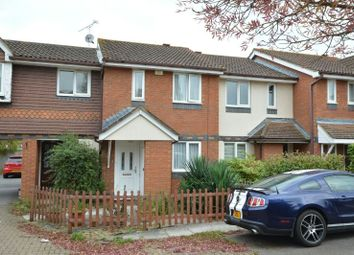 Thumbnail 2 bedroom terraced house for sale in Mitford Close, Chessington